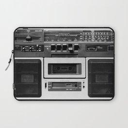 cassette recorder / audio player - 80s radio Laptop Sleeve