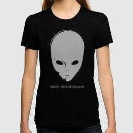 Universal species-Grays T-shirt