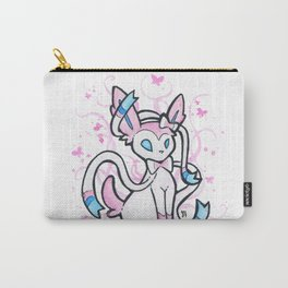 Sylveon - Splatter Carry-All Pouch