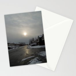 Hoth - III Stationery Cards