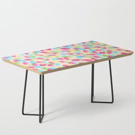 01 Loose Confetti Coffee Table