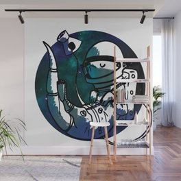 Otter This World Wall Mural