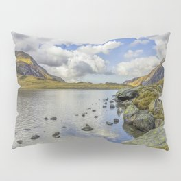 Lake Idwal Pillow Sham