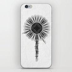 Flower Knife iPhone & iPod Skin