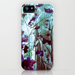 Enchanting Ivy iPhone Case