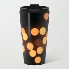 Blurred Lights Travel Mug