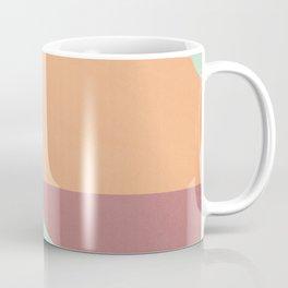 Color and Shape - Rustic Alabama Cabin Coffee Mug