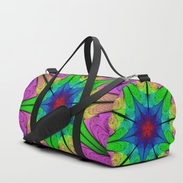 Following Yonder Star II Duffle Bag