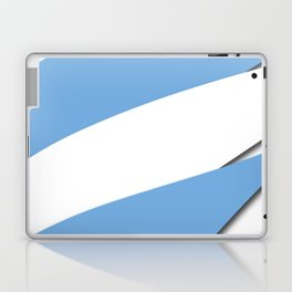 Team Argentina #russia #football #worldcup #soccer #fan Laptop & iPad Skin