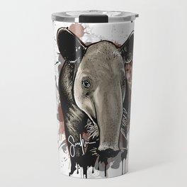 Baird's Tapir Travel Mug