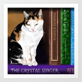 Agatha and Other Classics Art Print