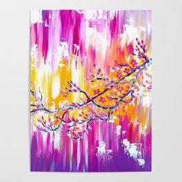 Sakura in the Spring Poster