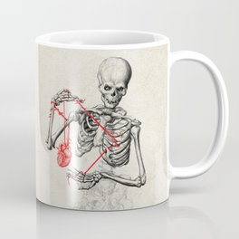 I need a heart to feel complete Coffee Mug