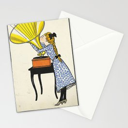 O, Caruso! 1911 Stationery Cards