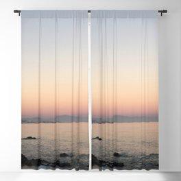 Spanish Coast Blackout Curtain
