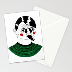 Snake Kid Stationery Cards