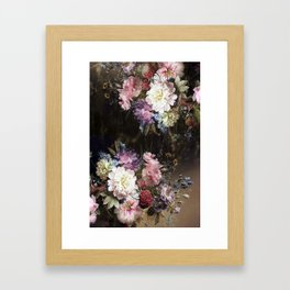 Beautiful Bloemers Framed Art Print