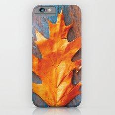 Little Autumn Acorns iPhone 6s Slim Case
