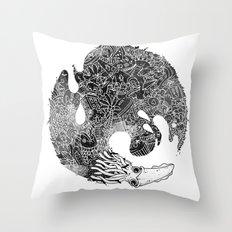 INKS'piration Throw Pillow