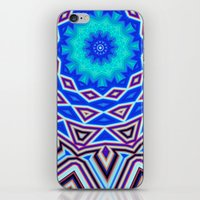 sacred geometry iPhone & iPod Skins featuring Sacred Geometry by Michael White