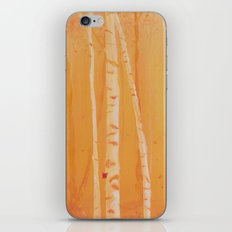 The Heat of Autumn iPhone & iPod Skin