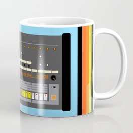 Nothing Sounds Quite Like An 808 Coffee Mug