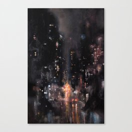 Saint Mark's and Avenue Something Canvas Print