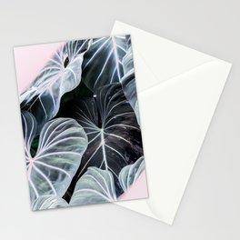 Tropical Foliage Stationery Cards