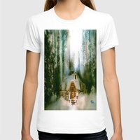 hobbit T-shirts featuring HOBBIT HOUSE by FOXART  - JAY PATRICK FOX