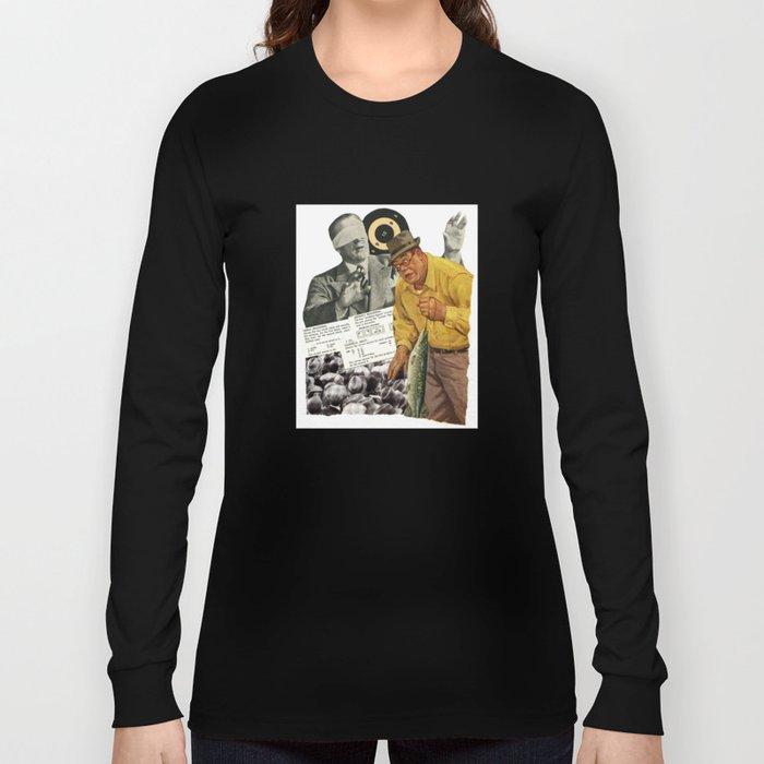 The Target Long Sleeve T-shirt
