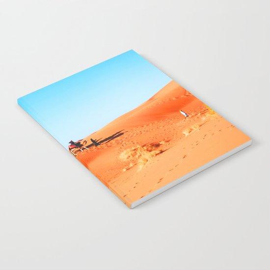 No Desert Heartbeats Notebook