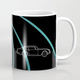 James DB5 Coffee Mug