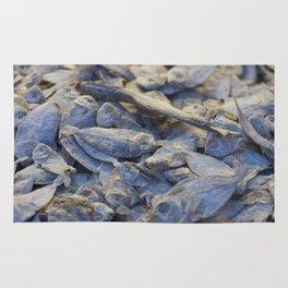Dried Fish Rug