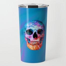 Celestial Skull Travel Mug