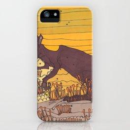 Roo Love iPhone Case