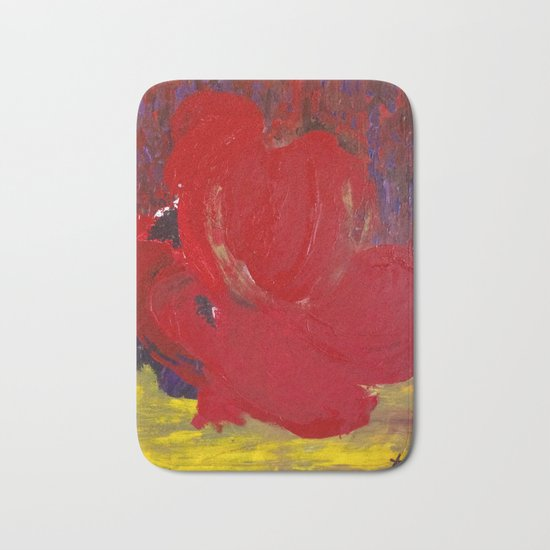 Abstract in Nature Bath Mat