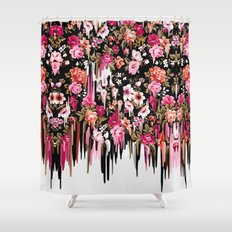 Heat of the day Shower Curtain
