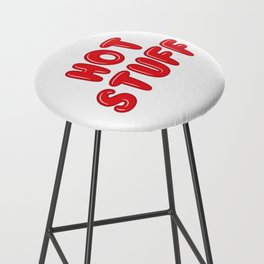So Hot Stuff Bar Stool