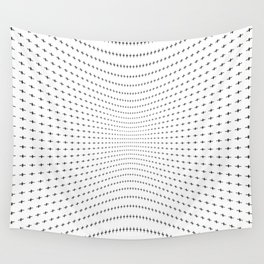 Plus Blowing || Wall Tapestry