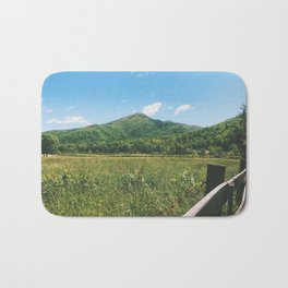 Roan, NC • Appalachian Trail Bath Mat