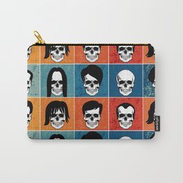 Hairstyles for Skulls Carry-All Pouch