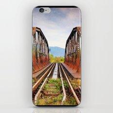 Iron Bridge iPhone & iPod Skin