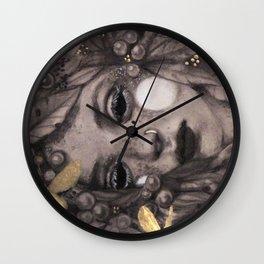 """Natures Soul"" Wall Clock"
