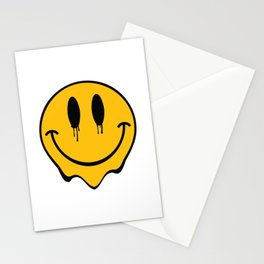 Smiley Face Stationery Cards
