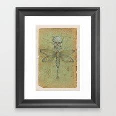 METAMORFOSIS II Framed Art Print