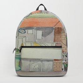 Pape & Bloor Toronto Backpack
