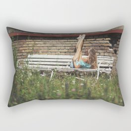 Ballerina Project VI Rectangular Pillow