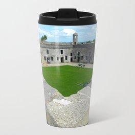 Castillo De San Marco Travel Mug