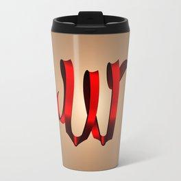 Once upon a W... Travel Mug