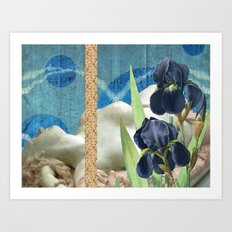 Youngest of the Pleiades Art Print